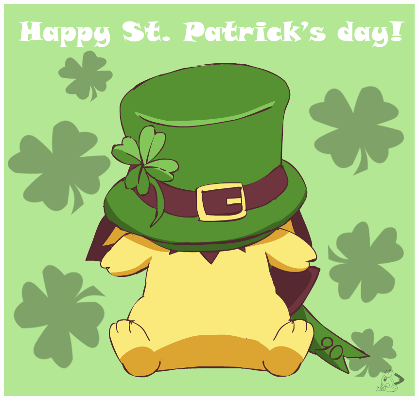 Holiday Happenins Happy_st__patrick_s_2013__by_pichu90-d5yawsi