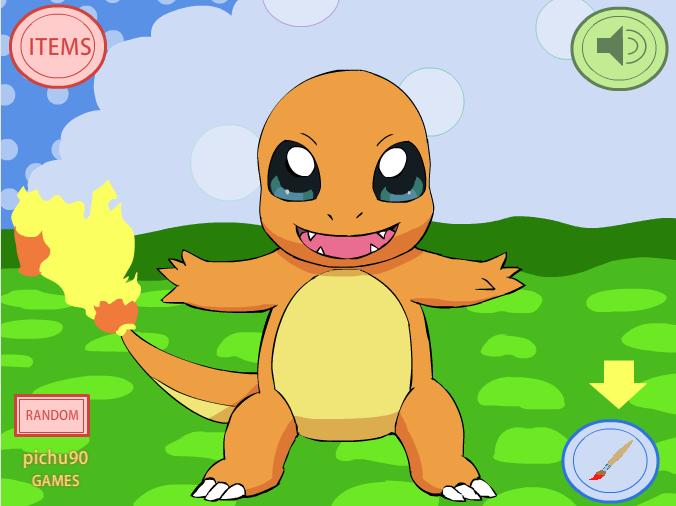 2015 Pokemon Dress Up Screenshot by pichu90