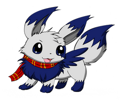Silver the Eevee
