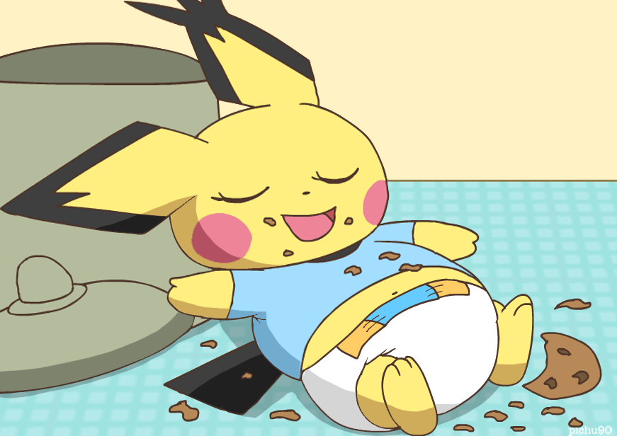 Too many cookies by pichu90