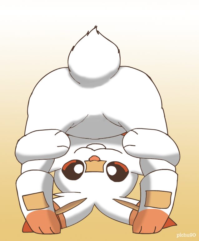 Peek-a-bunny by pichu90