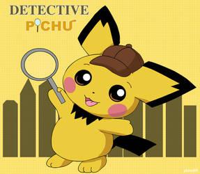 Detective Pichu by pichu90