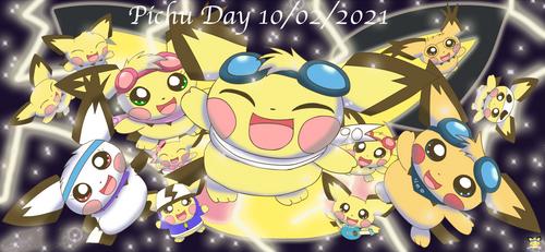 Pichu Day 2021