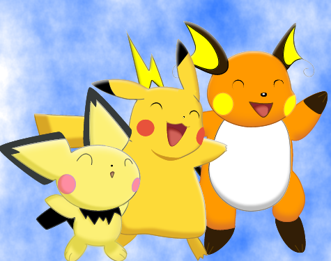 All of me forms by pichu90 on DeviantArt