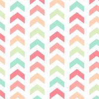 Pastel Arrow Pattern