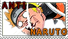 Anti Uzumaki Naruto stamp by xDeicidex