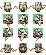 Winged Airship by kalez