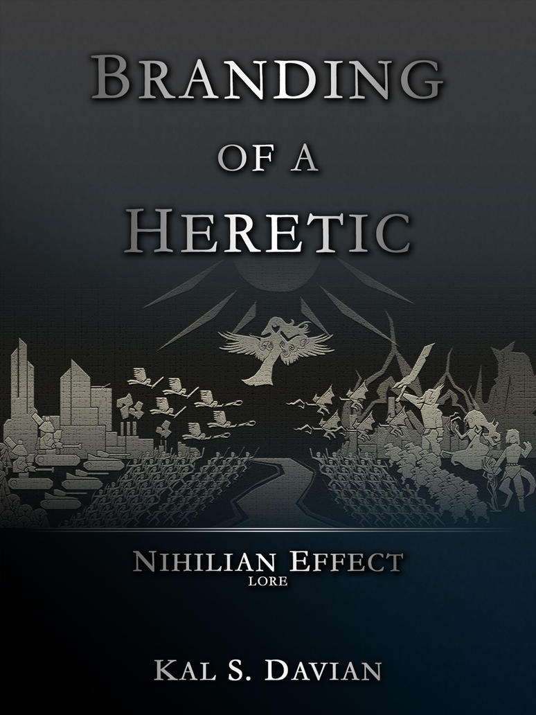 Branding of a Heretic Cover by kalez