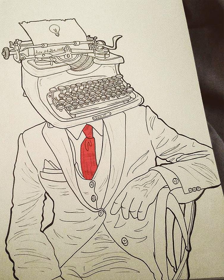 The Idea Man by LadyRavenShadow