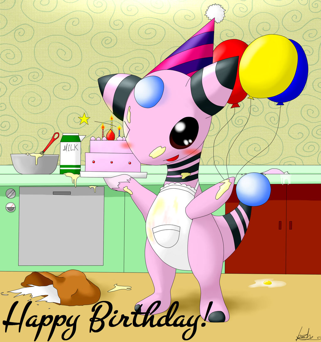 Happy Birthday FableHearts!