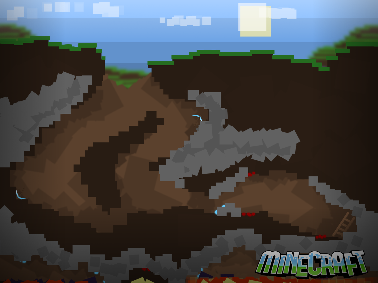 Must see Wallpaper Minecraft Abstract - minecraft_wallpaper_by_troopek94-d5p41bq  Trends_3216100.png