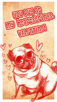 pug at my heartstrings by bodysnatched