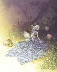 Mechanical Fairy by Mikadze