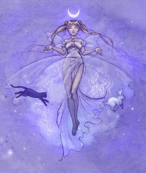 Sailor Moon - Serenity