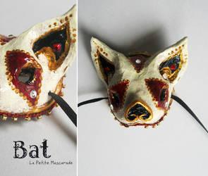 Bat Masquerade Mask