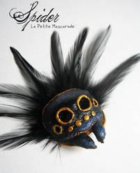 Spider Masquerade Mask
