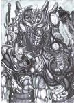Clan Grotesque by Sinjordan