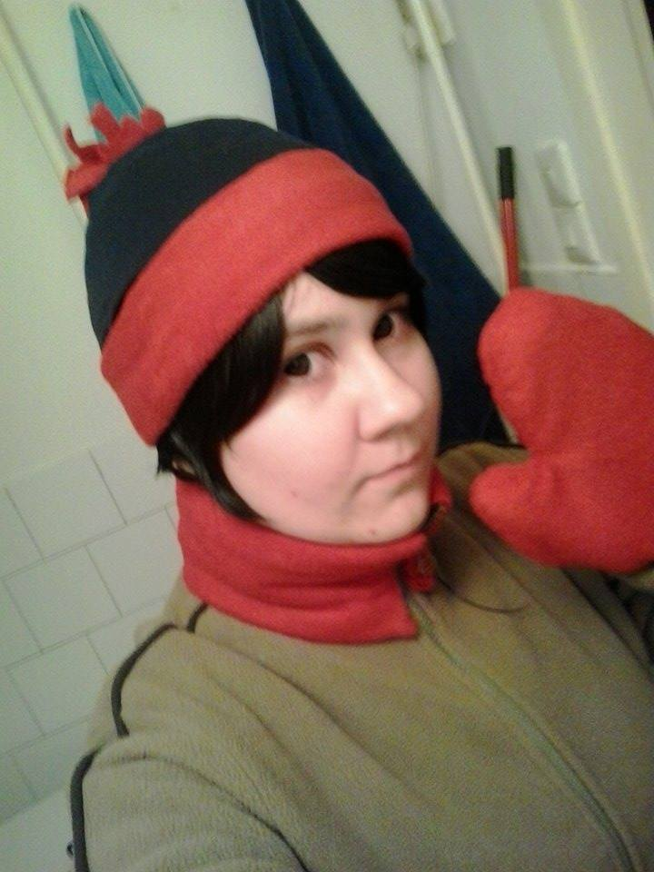 Stan Marsh - South park - WIP by kakashifanchiyo