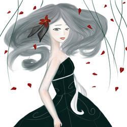 The Bride by EvAsdeceiT