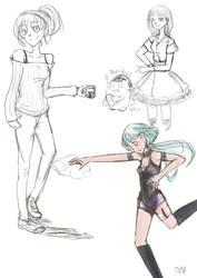 Sketchings 3 by EvAsdeceiT