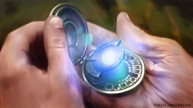 The Compass - Legend of The Seeker