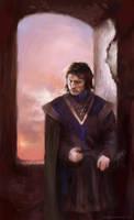 Fantasy Portrait - Final