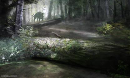 Encounter by grrroch