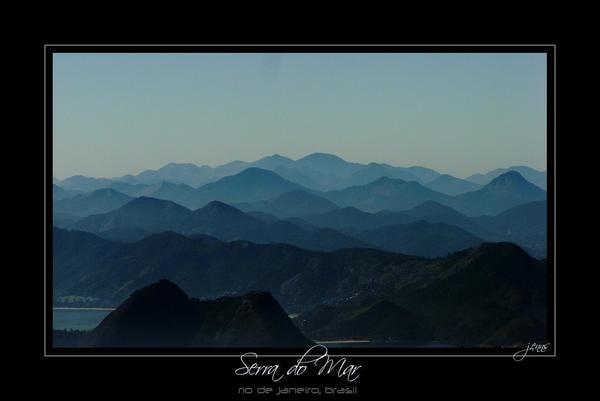 Serra do Mar by johonbravo