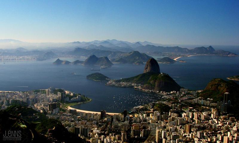 A Cidade Maravilhosa by johonbravo