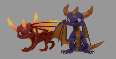 Dragon Brothers by Fynamic