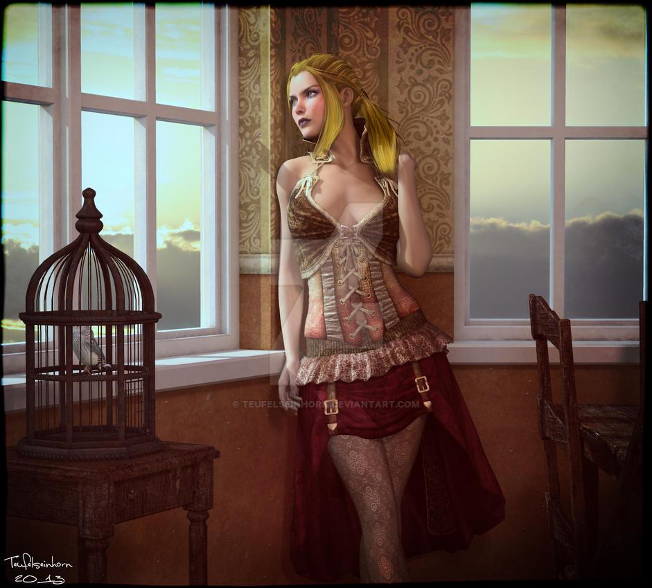 Daydream by Teufelseinhorn