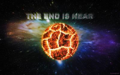 The end is Near by Ferdiferrah