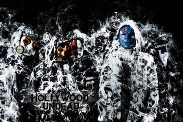 Hollywood Undead Wallpaper by Ferdiferrah
