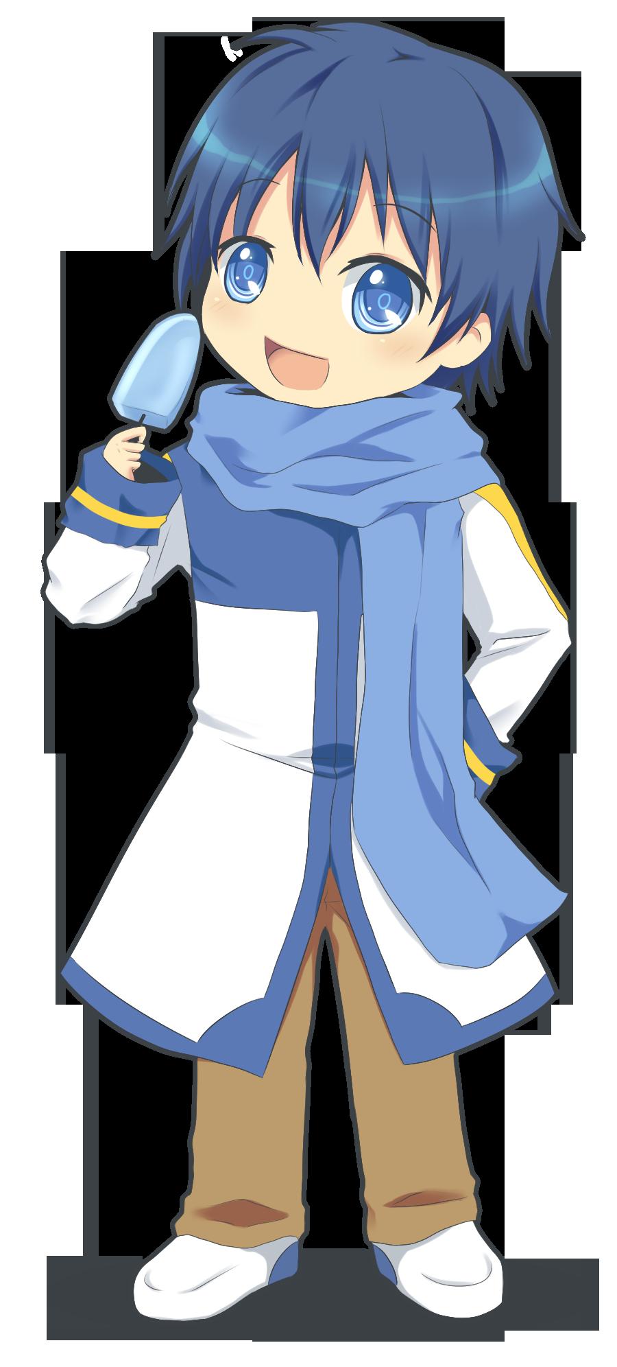 Kaito (Vocaloid) -Tana- Minecraft Skin  Kaito (Vocaloid...