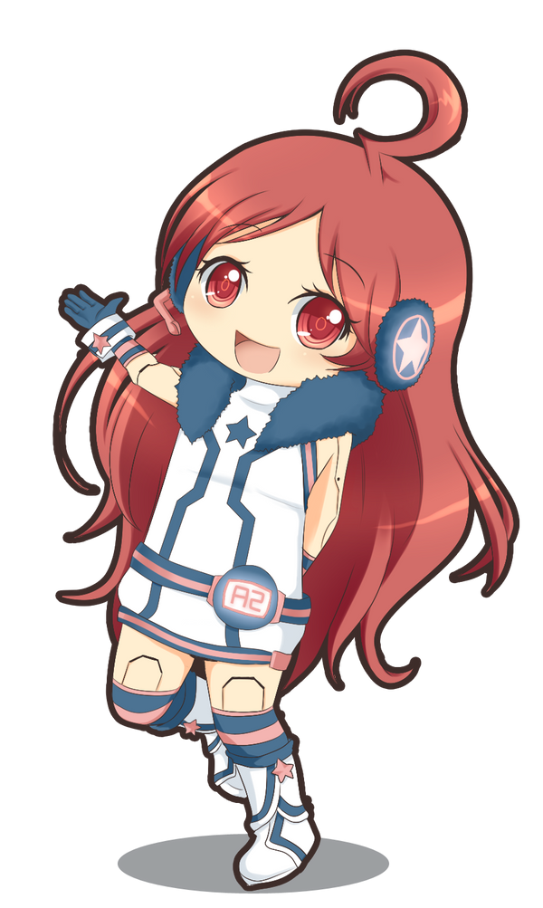 VOCALOID : Miki chibi ...