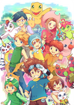- Digimon Adventure -