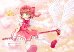 - Card Captor Sakura - by Pluvias