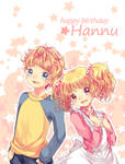 Happy Birthday Hannu by Pluvias