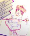CCS: Sakura [+Speedpaint]