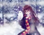 Commission: Female Harry Potter [+Speedpaint]