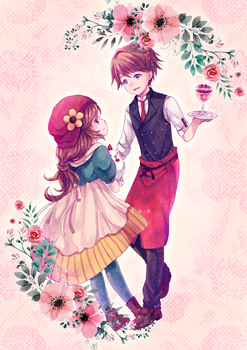 Story of Seasons: MC x Raeger