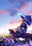Violet Evergarden (collab)