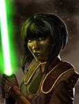 Yuyi - Mirialan Jedi Consular