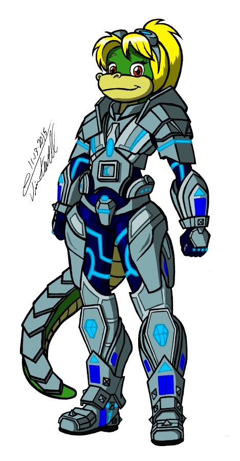 May Moon Armor by Timothius