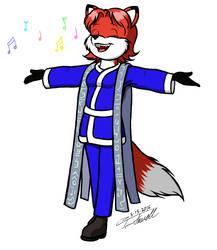 Emerald HoC singing magic by Timothius