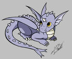 Lawine - Dragon Form