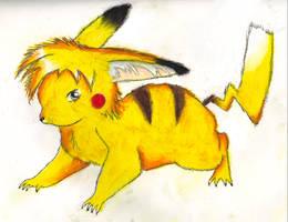 Duke the Pikachu