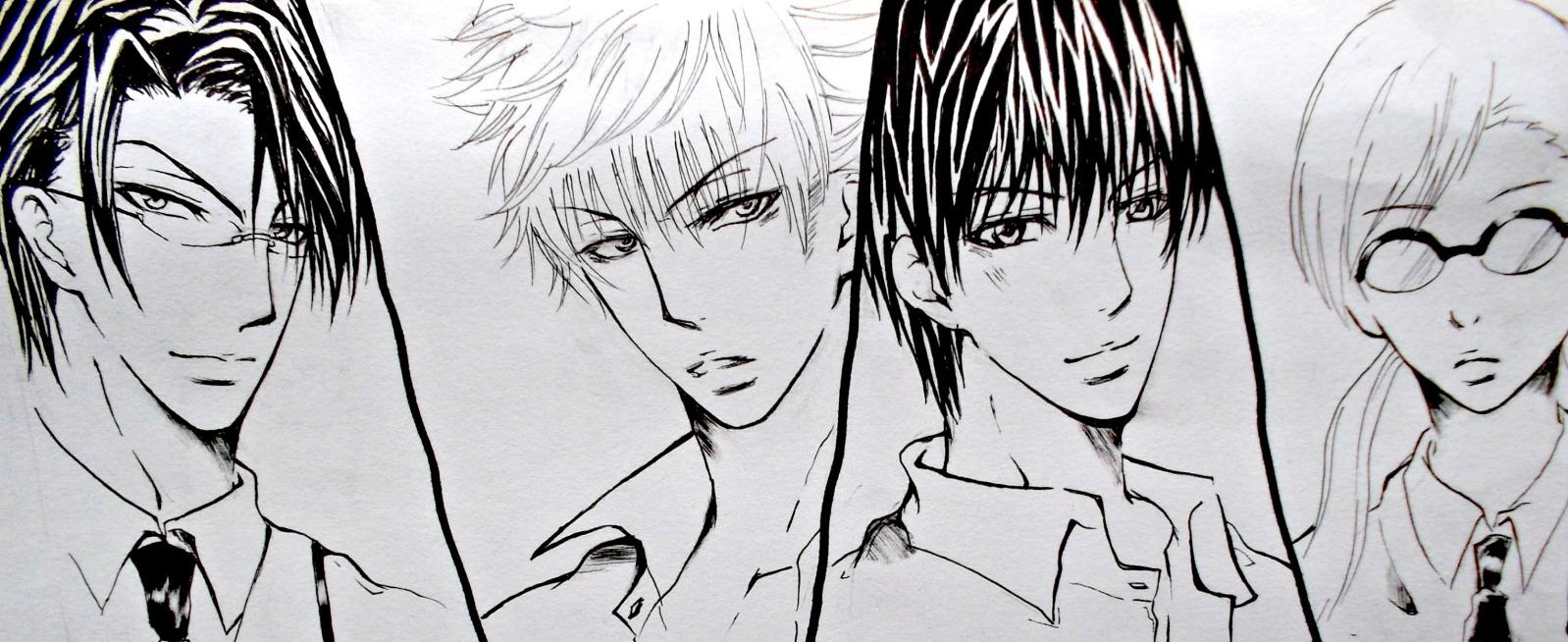 Bishounen Gakunen: Gakuen Ouji By GinIgarashi On DeviantArt
