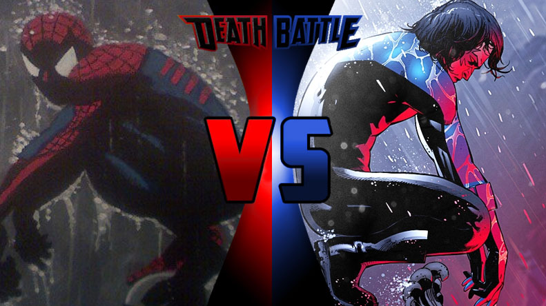Death Battle Spider-Man vs. Nightwing by Alvin1794 on ...