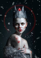 Ice Queen. Nev by GraniaA